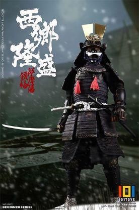 101 Toys Leader of Satsuma Domain Saigo Takamori Standard Version