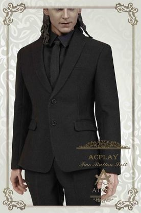 Acplay Custom Black Suit