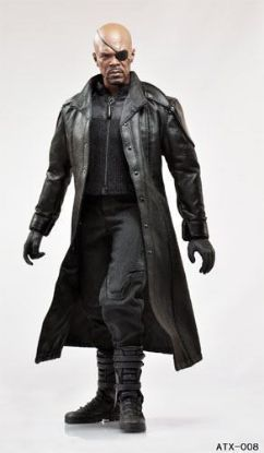Acplay Leather Coat Suit Set 1/6 Scale