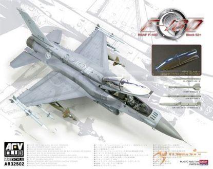 Picture of AFV 1/32 RSAF F-16D Block 52+ Limited Model Kit