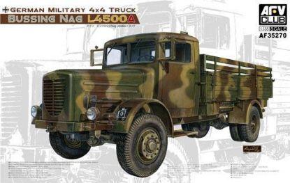 AFV 1/35 Bussing NAG L4500A Model Kit