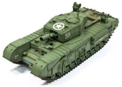 AFV 1/35 Churchill MK.III AVRE Model Kit