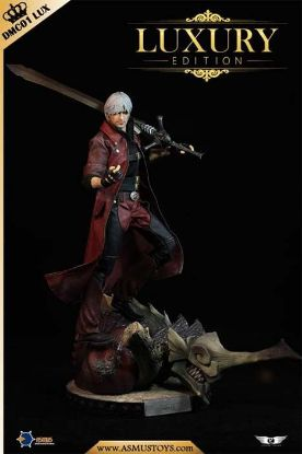 Asmus Toys The DANTE DMCiV Devil May Cry  1/6 Scale Figure Luxury Version