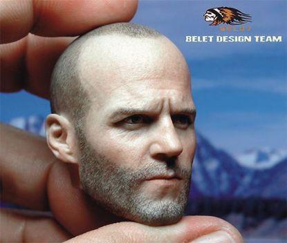 Belet Character Head Sculpt 12