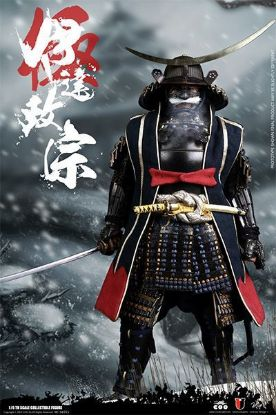 Coo Model Date Masamune Masterpiece Version