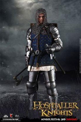 Coo Model WF2019 The Crusader Hospitaller Knight