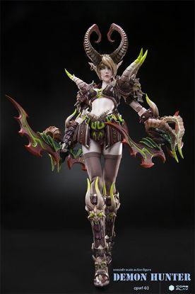 Coreplay Demon Hunter 1/6 Boxed Figure
