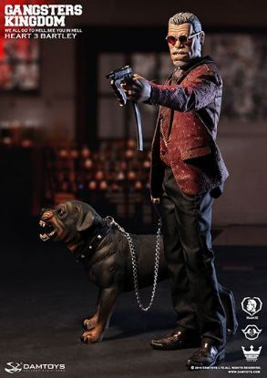 DAM Toys Gangsters Kingdom Heart 3 Bartley 1/6 Figure