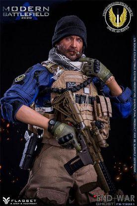 Flagset Modern Battlefield End War A