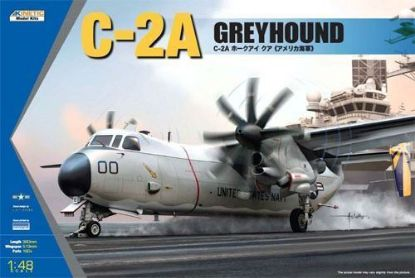 Kinetic 1/48 C-2A Greyhouned Model Kit