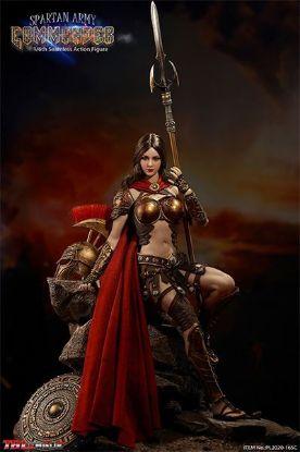 Phicen Limited Golden Spartan Army Commander