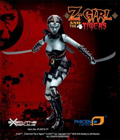 PHICEN LIMITED Z-Girl 1/6 Scale
