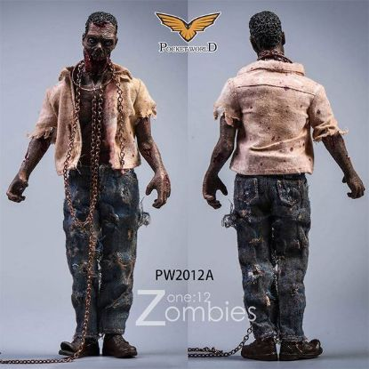 Pocket World 1/12 Zombies Version A