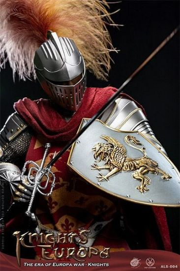 POP Toys The Era of Europa War Griffin Knight