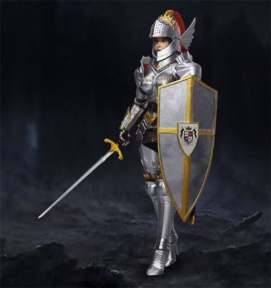 SG Toys Lady Crown Knight