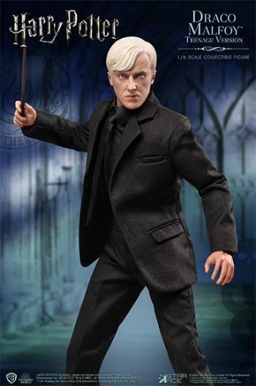 Star Ace Draco Malfoy Teenager Suit Version
