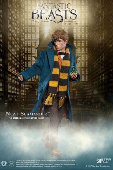 Star Ace Fantastic Beast Newt Scamander