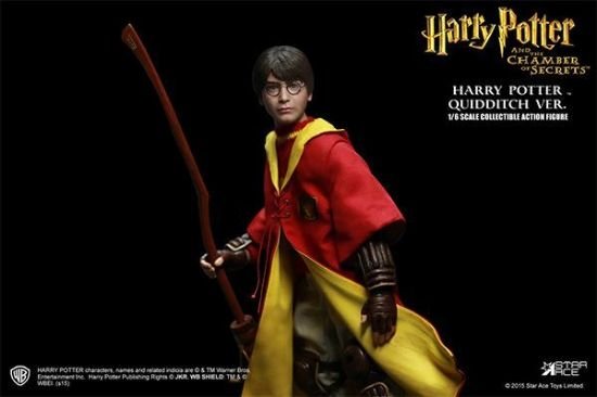 Star Ace Harry Potter Quidditch version