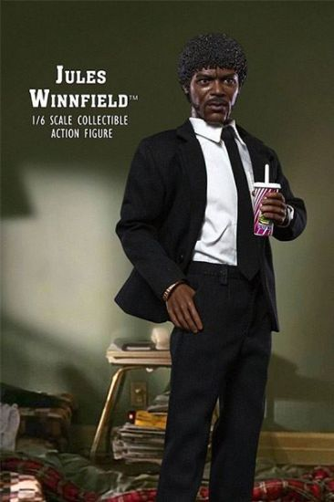 Star Ace Pulp Fiction Samuel L. Jackson Jules Winnfield