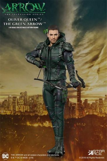 Star Ace The Green Arrow Real Master 1/8 Deluxe Action Figure