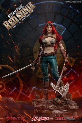 TBLeague Steam Punk Red Sonja Classic Version