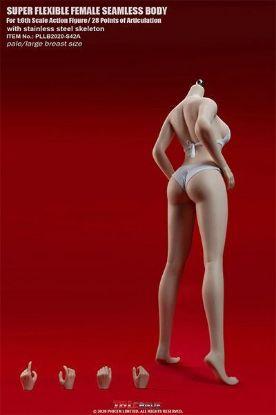 TBLeague Super-Flexible Seamless Pale Body