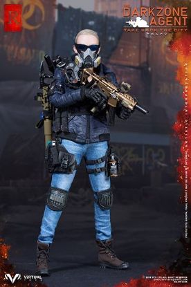 Virtual Toys The Darkzone Agent Tracy 2 1/6 Scale