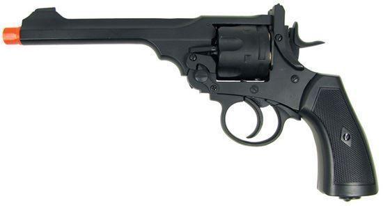WELL G293 Full Metal Co2 Revolver