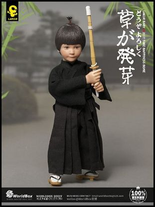 World Box Lakor Baby Kendo 1/6 Figure