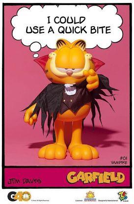 ZC World Garfield Master Series 01 Vampire
