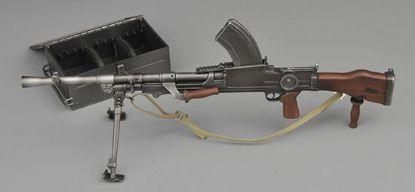 ZY Toys Bren Machine Gun Rifle 1/6 Scale
