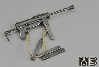 Picture of ZY Toys M3 Machine Gun 1/6 Scale