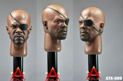Acplay Samuel Character Head 1/6 Scale