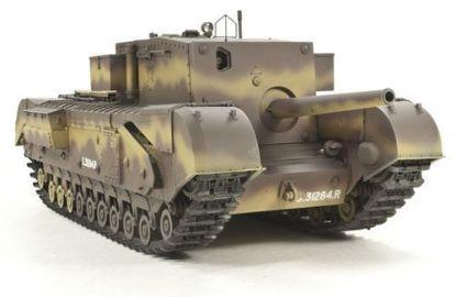 "Picture of AFV 1/35 British Churchill 3"" 20CWT Gun Carrier Model Kit"