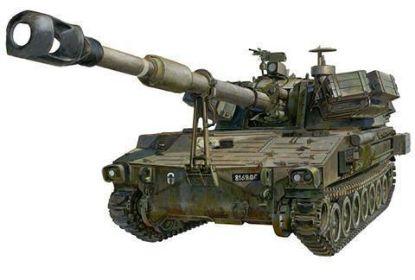 AFV 1/35 IDF M109 ROCHEV 1982