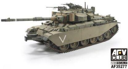 AFV 1/35 IDF Sho't Kal Dalet w/Battery RAM Model Kit