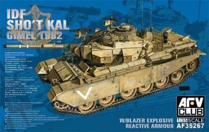 AFV 1/35 IDF Sho't Kal Gimel 1982 Model Kit