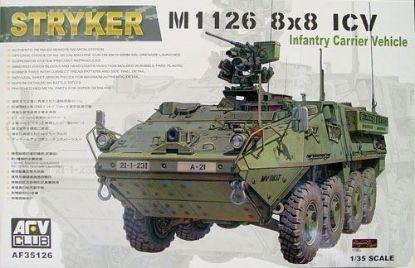 AFV 1/35 M1126 ICV Stryker Model Kit