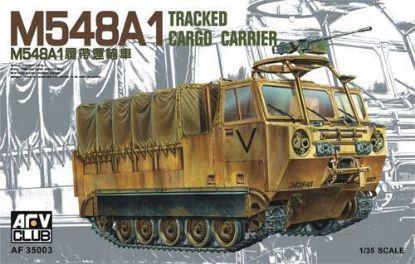 AFV 1/35 M548A1 Tracked Cargo Carrier Model Kit