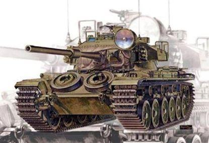 AFV 1/35 MK5/1 Centruion Tank Vietnam Ver. Model Kit