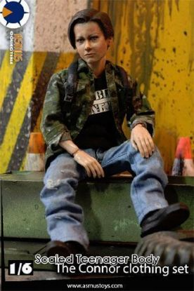 Asmus Toys The Conner Set 1/6 Scaled Teenager Body