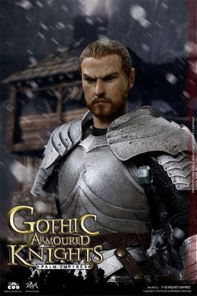 Coo Model 1:12 Gothic Armored Knight