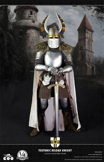 Coo Models Teutonic Reload Knight 1/4 Scale