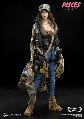 DAM Toys Combat Girl Series Pisces Lucy