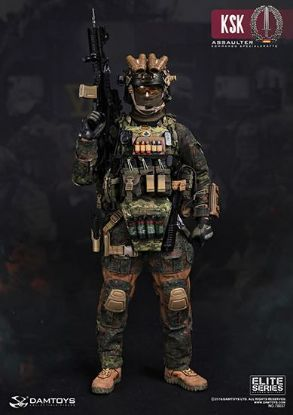 DAM Toys KSK Kommando Spezialrafte Assaulter