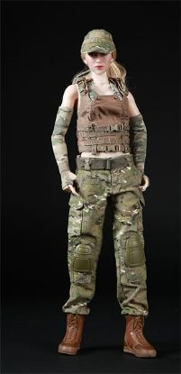 Fire Girl Toys Tactical Female Shooter Accessory
