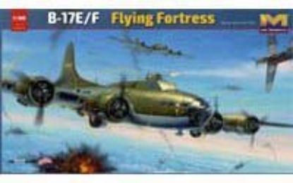 Hong Kong Models 1/32 B-17E/F Flying Fortress
