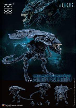 Hybrid Metal Figuration Alien Queen