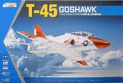 Kinetic 1/48 T-45 A/C Goshawk Model Kit