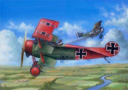 Merit 1/24 Fokker DR. I Model Kit